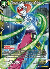 Clownish Destruction Belmod - Foil - EX03-24 - EX