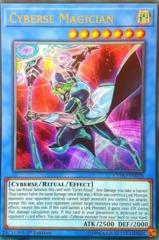 Cyberse Magician - CYHO-EN026 - Ultra Rare - 1st Edition