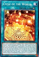 Cycle of the World - CYHO-EN056 - Common - 1st Edition