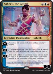 Saheeli, the Gifted - Foil