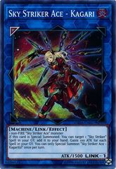 Sky Striker Ace - Kagari - DASA-EN027 - Super Rare - Unlimited