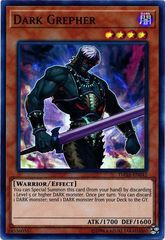 Dark Grepher - DASA-EN042 - Super Rare - Unlimited