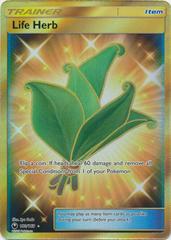 Life Herb - 180/168 - Secret Rare