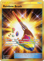 Rainbow Brush - 182/168 - Secret Rare