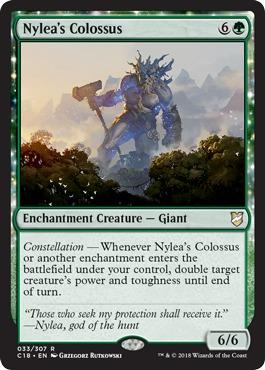 Nyleas Colossus