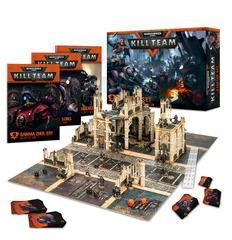 10210 Warhammer 40K Kill Team (English)