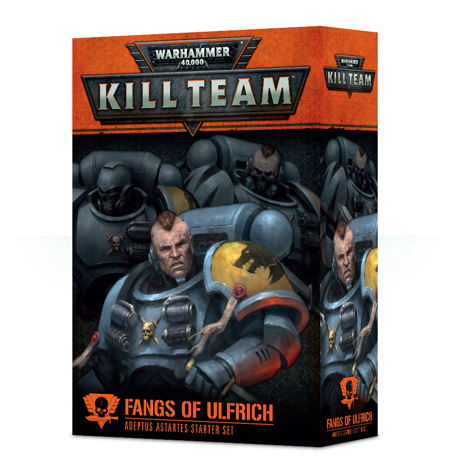 Kill Team: Fangs Of Ulfrich (English)