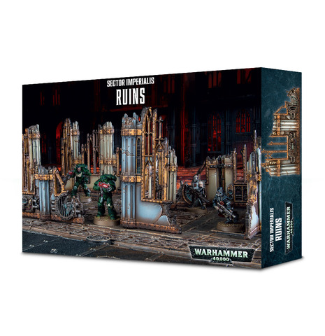 Sector Imperialis: Ruins