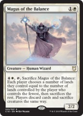 Magus of the Balance on Channel Fireball