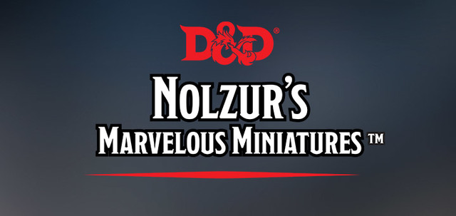 Nolzur's Marvelous Miniatures - Wave 7  Retailer Reorder Cards