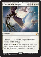 Entreat the Angels on Channel Fireball
