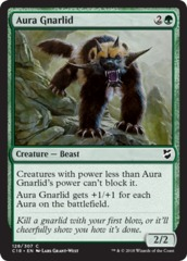 Aura Gnarlid on Channel Fireball