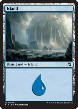 MTG-1x-NM-Mint English-Isolated Watchtower-Commander 2018