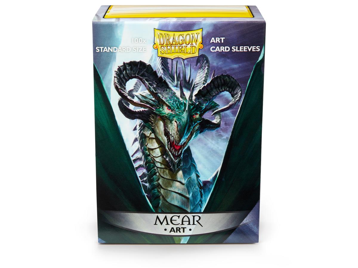 Dragon Shield Sleeves: Art Classic Mear (Box Of 100)