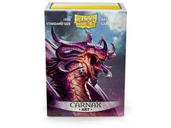 Dragon Shield Sleeves: Art Matte Carnax (Box Of 100)
