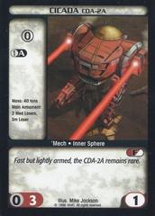 Cicada (CDA-2A)