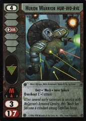 Huron Warrior (HUR-W0-R4L)