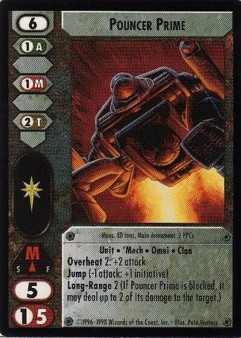 Pouncer Prime