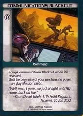 Communications Blackout