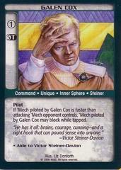 Galen Cox
