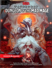Dungeons and Dragons RPG - Waterdeep: Dungeon of the Mad Mage (5th Edition)