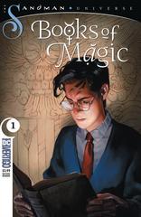 Books Of Magic #1 (Mr) (STL096769)