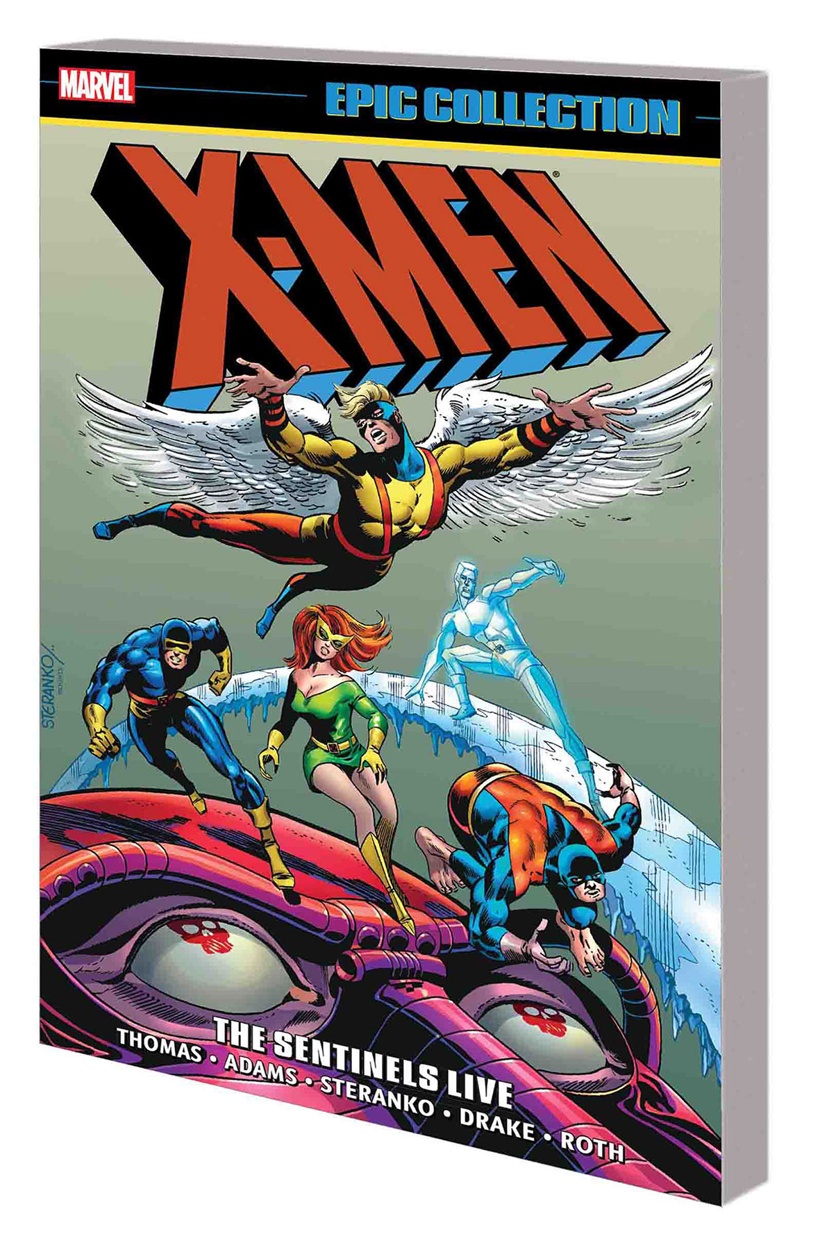 X-Men Epic Collection Tp Sentinels Live (STL097992)