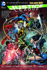 Justice League Tp Vol 03 Throne Of Atlantis (N52)