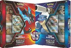 Pokemon Battle Arena Decks: Mega-Charizard-EX and Mega Blastoise-EX