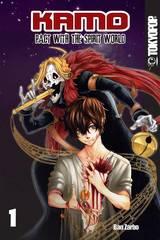 Kamo Manga Gn Vol 01 Pact With Spirit World (STL067991)