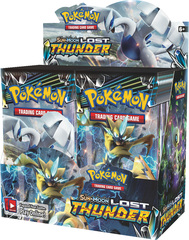 Sun & Moon - Lost Thunder Booster Box
