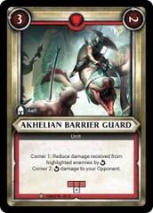 Akhelian Barrier Guard (Claimed) - Foil