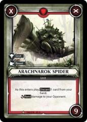 Arachnarok Spider (Unclaimed) - Foil