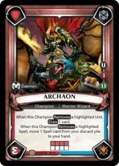 Archaon (Claimed) - Foil