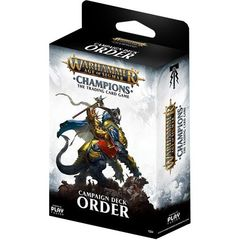 Warhammer Age of Sigmar Champions Campaign Deck: Order