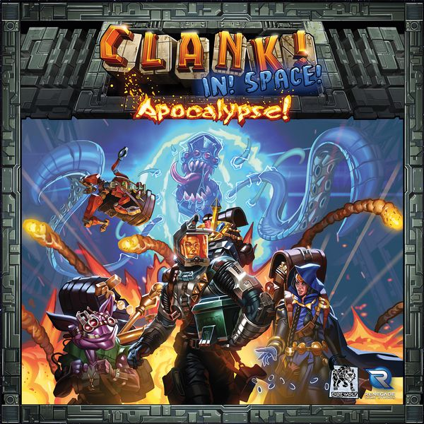 Clank In Space - Apocalypse!