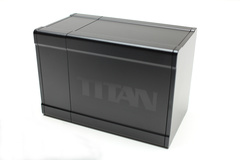 Box Gods Titan Deluxe Black Deck Box