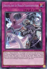 Ninjitsu Art of Mirage-Transformation - SHVA-EN015 - Secret Rare - 1st Edition