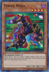 Strike Ninja - SHVA-EN021 - Super Rare - 1st Edition
