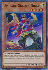 Upstart Golden Ninja - SHVA-EN023 - Super Rare - 1st Edition