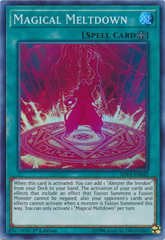 Magical Meltdown - SHVA-EN042 - Super Rare - 1st Edition
