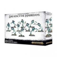 Nighthaunt Dreadscythe Harridans ( 91-28 )
