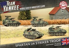 TBBX04 Spartan or Striker Troop