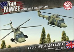 TBBX05 Lynx HELARM Flight