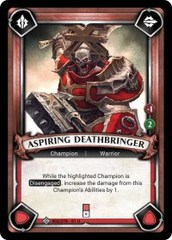 Aspiring Deathbringer (Unclaimed)