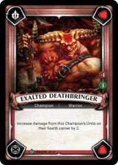 Exalted Deathbringer (Unclaimed)