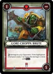Gore-Choppa Brute (Unclaimed)