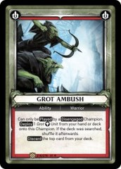 Grot Ambush (Unclaimed)