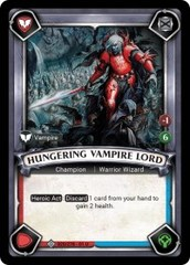 Hungering Vampire Lord (Unclaimed)