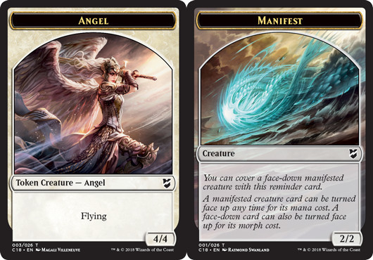 Angel Token // Manifest Token